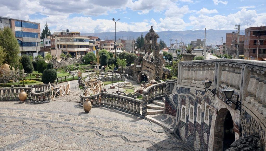 Parque Identidad Huancayo