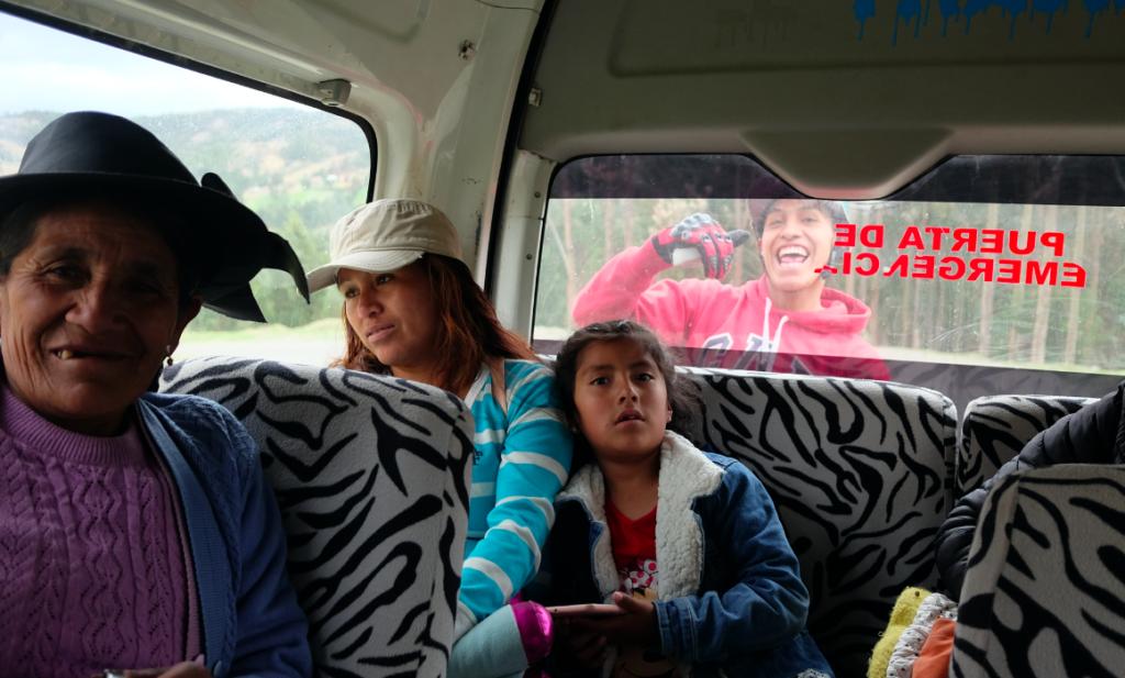 Combi Bus Peru