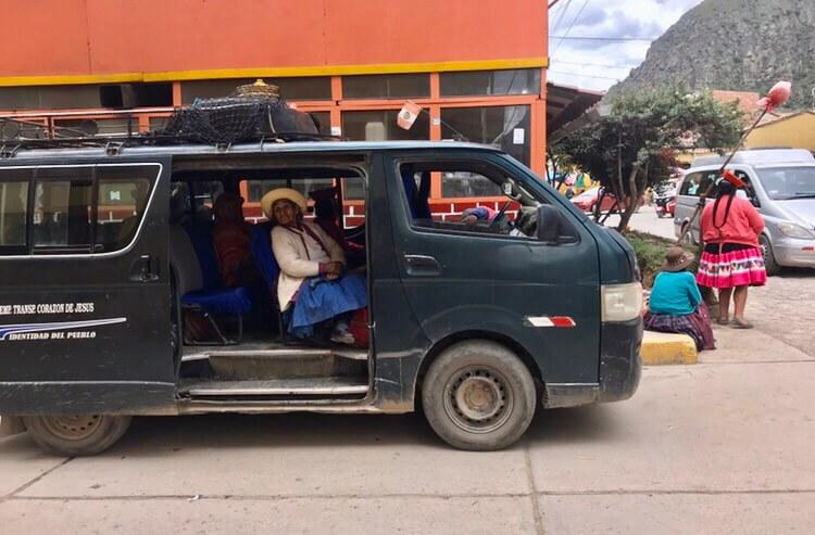 Combi Peru