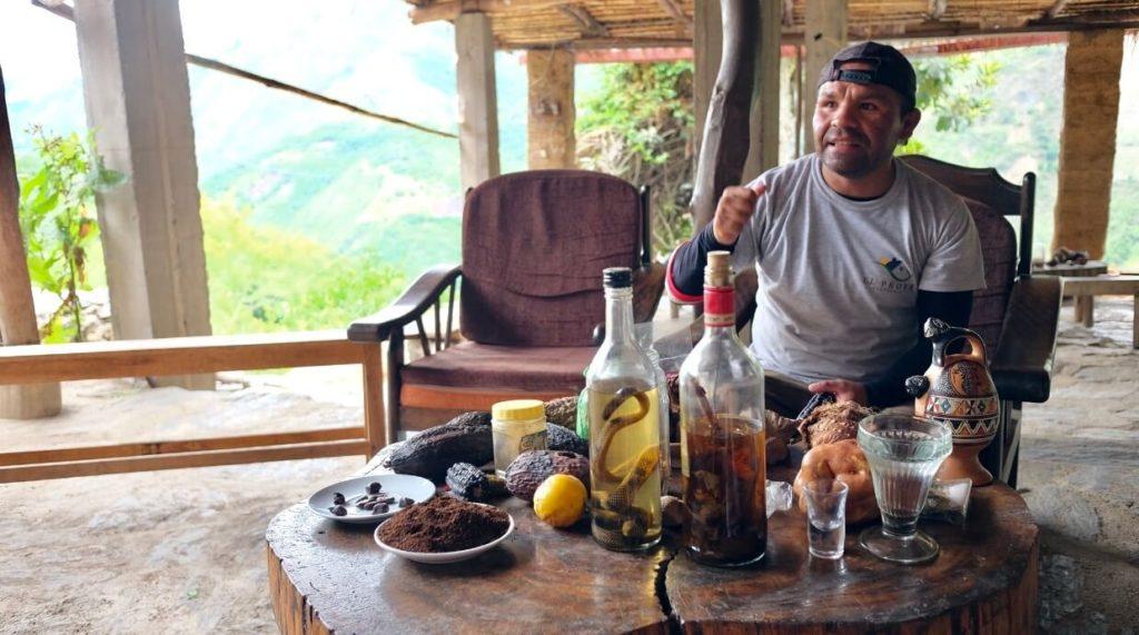 Gustavo Inka Trail Trekking