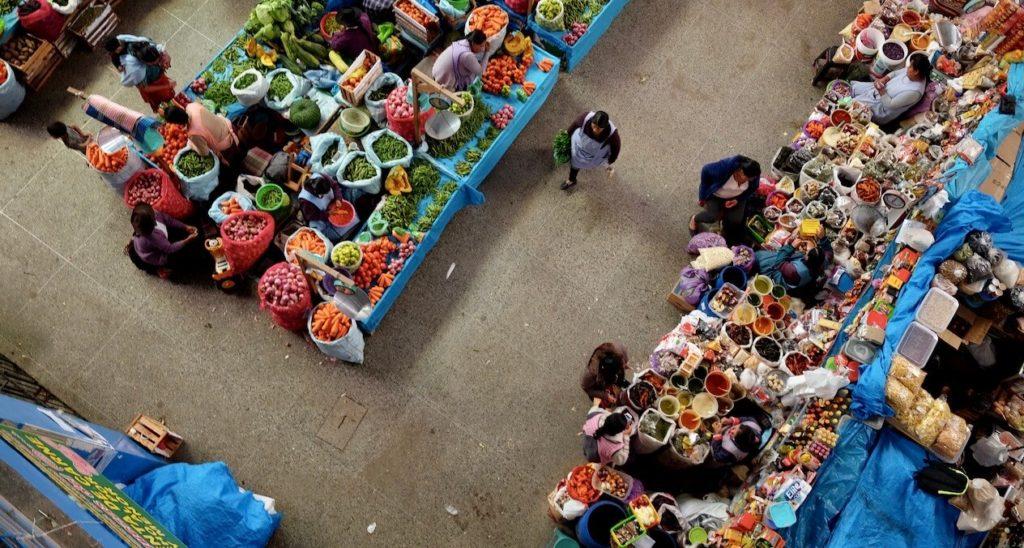 Markt Urubamba